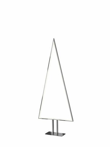 LED-Leuchte Pine 100 cm | silberfarben