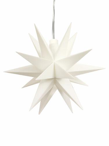 LED-Leuchtstern Mini-Stern