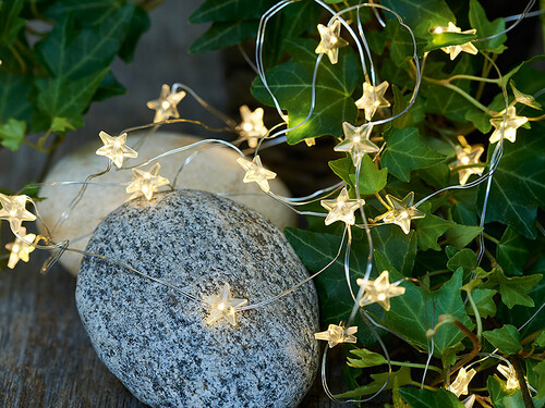 LED-Lichterkette Trille Star