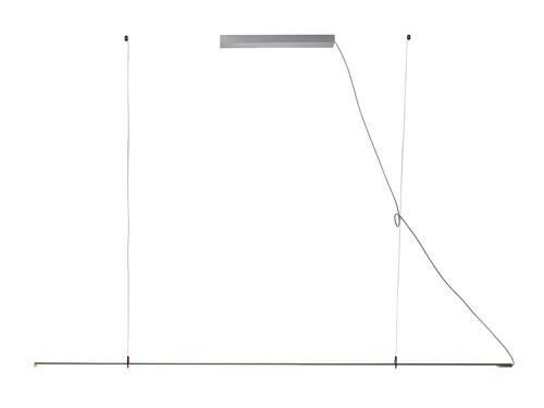 LED-Pendelleuchte Slimline