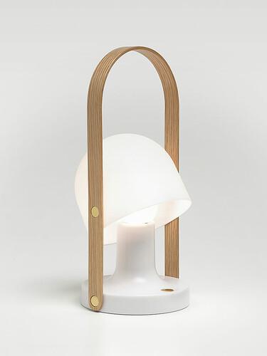 LED-Tischleuchte FollowMe