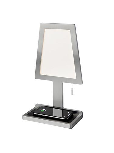 LED-Tischleuchte Steve-Phone