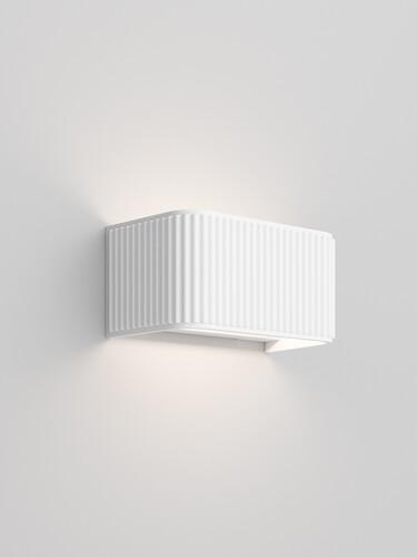 LED-Wandleuchte Dresscode W W1 | weiß matt