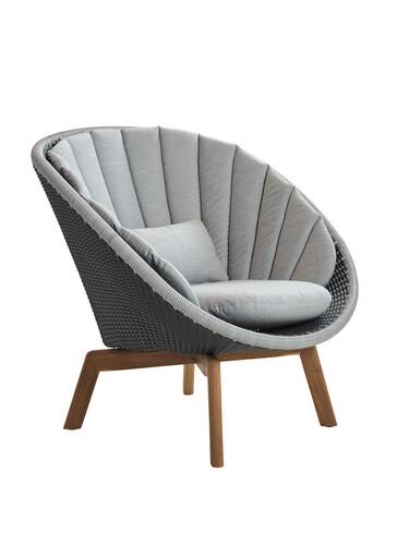 Lounge Sessel Peacock