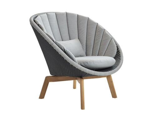 Lounge Sessel Peacock