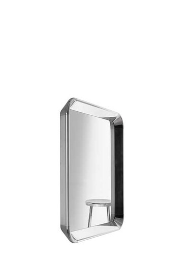Spiegel Déjà-vu H 105 x B 105 cm | Spiegelglas