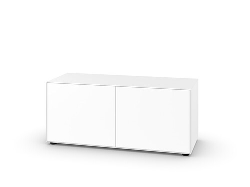 Sideboard Nex Pur H 52,5 cm | 2 Türen
