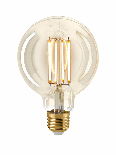 Nostalgie LED-Leuchtmittel