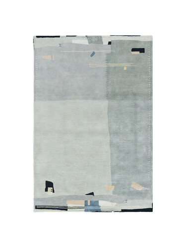 Teppich Orphée B 170 x L 240 cm | grau