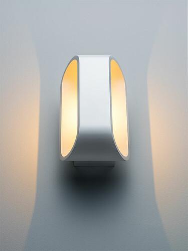LED-Wandleuchte Orsay