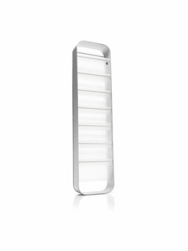 Wandzeitungshalter Redondo Höhe 109 cm | Aluminium