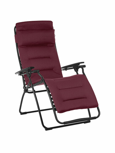 Relaxliege Futura Futura Air Comfort | bordeaux