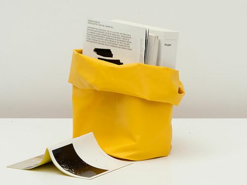 Papierkorb Roll-Up