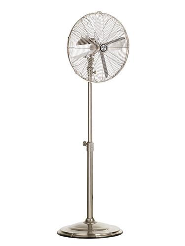 Standventilator Satin Metal Breeze