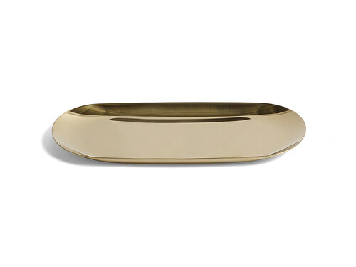 Ablage Tray Tray S | goldfarben