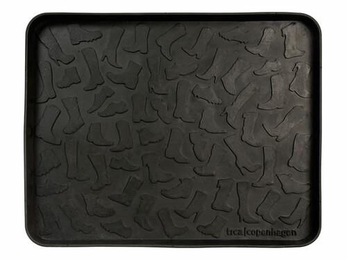 Schuhablage Größe M   schwarz