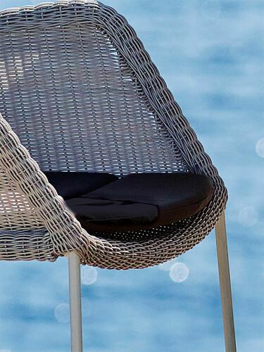 Sitzkissen für Breeze Stapelstuhl
