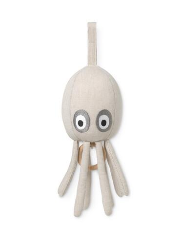 Spieluhr Octopus Octopus | sandfarben