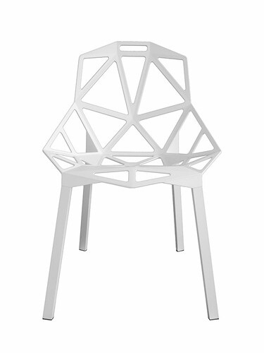 Stapelstuhl Chair_One
