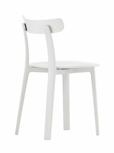 Stuhl All Plastic Chair