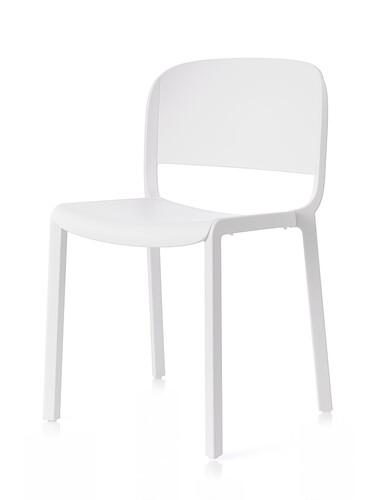 Stuhl Dome Stuhl | weiß
