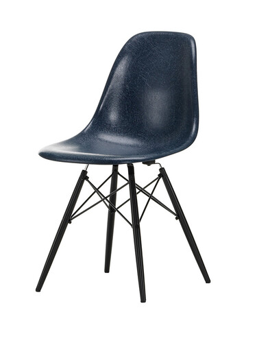 Stuhl Eames Fiberglass Side Chair DSW