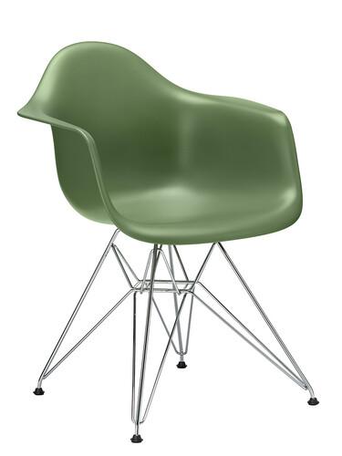 Stuhl Eames Plastic Armchair DAR 1 Stück | forest