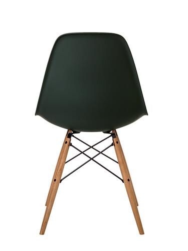 Stuhl Eames Plastic Side Chair DSW 1 Stück | schwarz