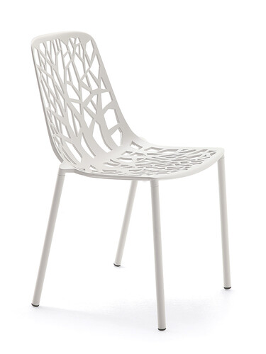 Stuhl Forest Stuhl | weiß