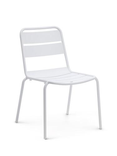 Stuhl Malaga Stuhl | matt weiß