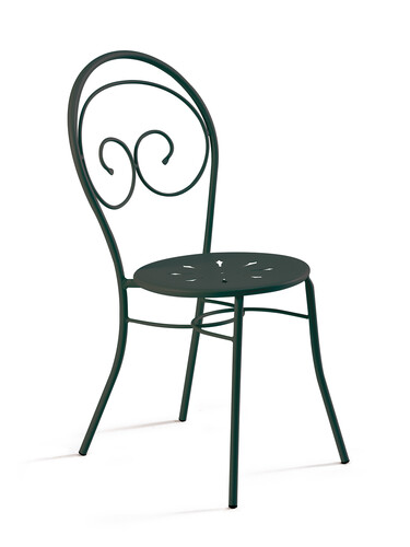 Stuhl Mimmo Stuhl | schwarz