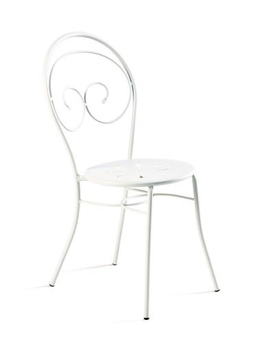 Stuhl Mimmo Stuhl | weiß