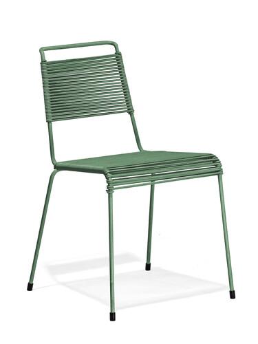 Stuhl mit Spaghetti-Bespannung TT54
