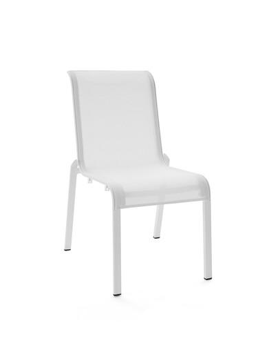 Stuhl Sling Stuhl | weiß