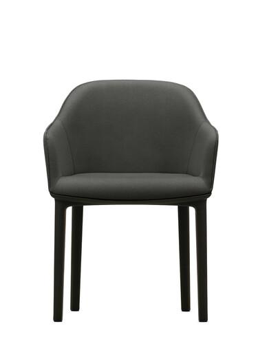 Stuhl Softshell Chair 1 Stück | dunkelgrau