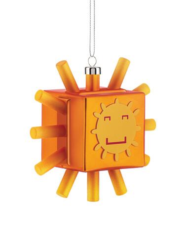 Sunflake Weihnachtsanhänger