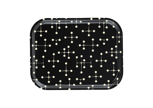 Tablett Classic Tray 36 x 28 cm (medium) | reverse dark