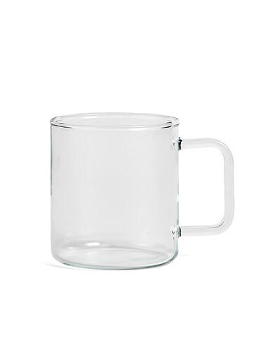 HAY Glass Ware Coffee Mug   Glas