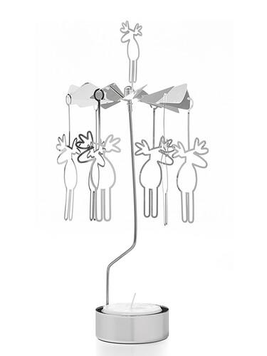 Teelicht-Karussell für Maxi-Teelicht