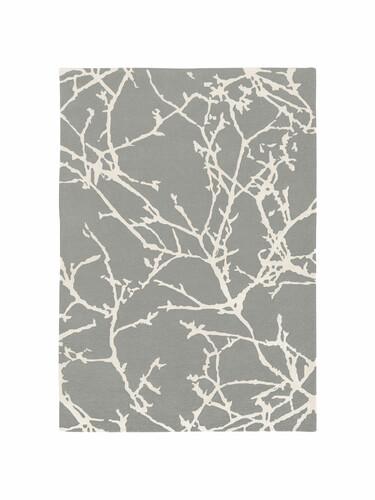 Teppich Acacia B 170 x L 240 cm | Eucalyptus grau