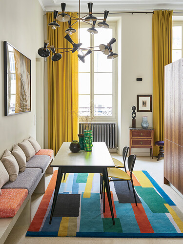 Teppich Africa 200 x 300 cm | Farbe