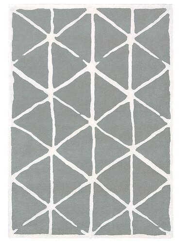 Teppich Haldon B 170 x L 240 cm | chrome/creme