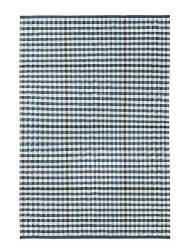 Teppich Lotus 200 x 300 cm | grau/schwarz