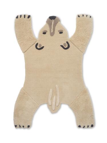 Teppich Polar Bear