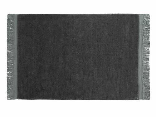 Teppich Raw 170 x 240 cm | anthrazit