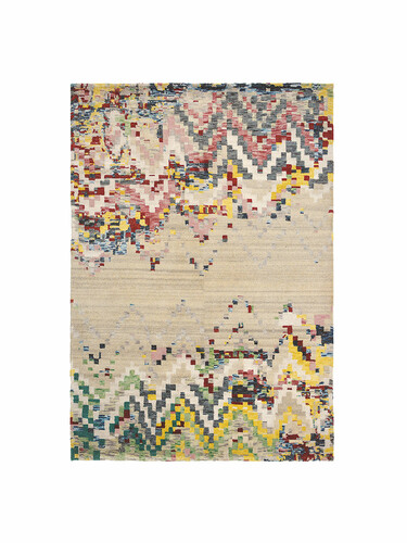 Teppich Yeti Anapurna 170 x 240 cm | bunt