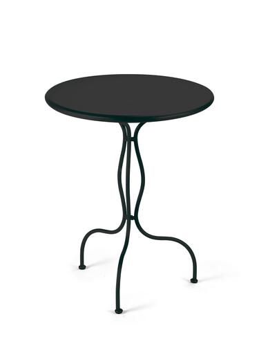 Tisch Rondo Ø 60 cm   schwarz