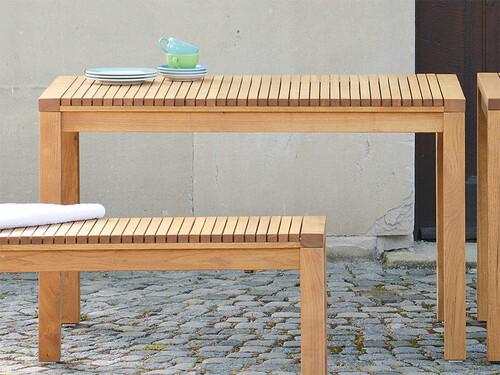 Tisch Samoa B 150 cm   Teak