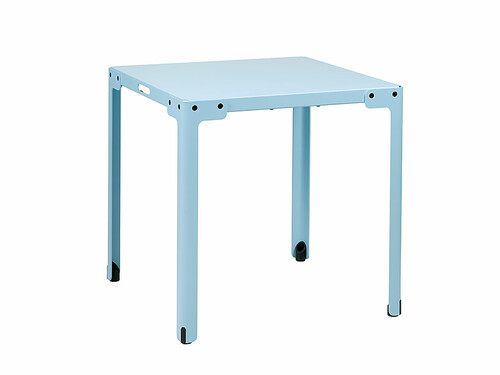 Tisch T-Table nur für den Innenbereich | hellblau