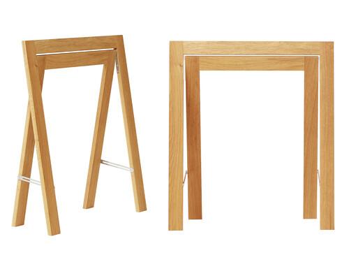 Tischböcke Austere Trestle